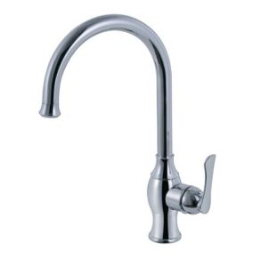 China Brass Kitchen Waterfall Faucet / Sink Mixer (050-81) pictures & photos