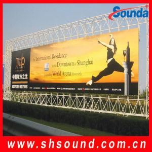 Hotsale Outdoor Advertising PVC Frontlit Flex Banner (SF550) Wholesale pictures & photos
