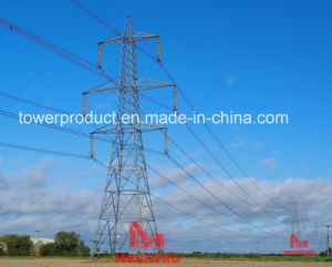 500kv DC Tangent Tower with Single Earth Wire pictures & photos