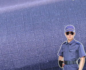 Police Uniform Ripstop Cotton Fabric pictures & photos