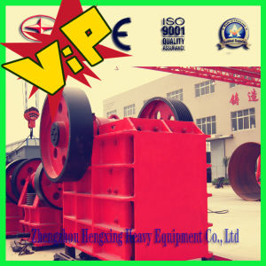 High Quality Primary/Secondary Stone Jaw Crusher pictures & photos