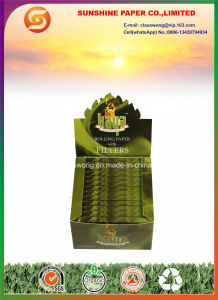 King Size Filter Tips (green) pictures & photos