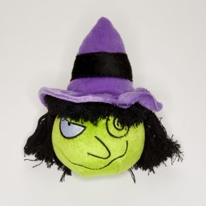 Halloween Plush Evil Witch (LE-HT100826)