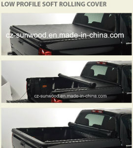 Low Profile Soft Roll up Tonneau Cover