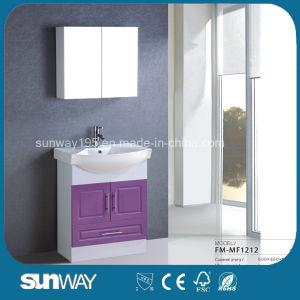 Bathroom Vanity Australian Semi Round Bathroom Vanity with Mirror Cabinet pictures & photos