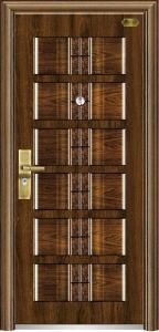 Steel Entrance Security Door (XY-8245)