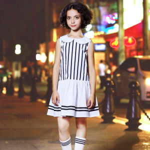 High School Uniform Designs Girl Manufacturer Gress Sample pictures & photos