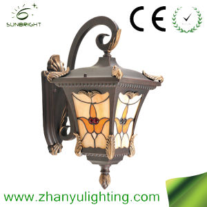 Wooden Surface Colorful Garden Light pictures & photos