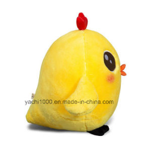 Lovely Yellow Stuffed Toy Chicken pictures & photos
