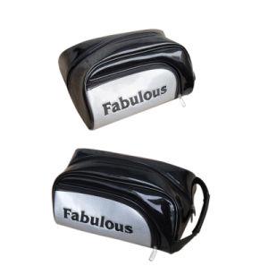 Deluxe PU Golf Shoes Bag (T-9011) pictures & photos