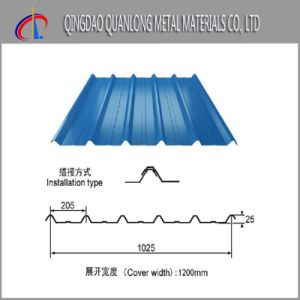High Strength S550gd PPGI Corrugated Roofing Steel Sheet pictures & photos