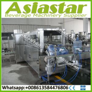 300bph Full Automatic 5 Gallon Water Filling Machine pictures & photos