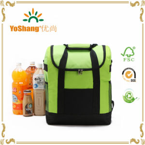 Large Thicken Folding Fresh Keeping Waterproof Nylon Cooler Bag for Steak Insulation Thermal Bag Insulation Ice Back Pack pictures & photos