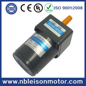 15W 220V Single Phase Low Rpm AC Reversible Motor pictures & photos