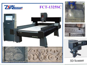 Building Machinery Used CNC Stone Engraver pictures & photos