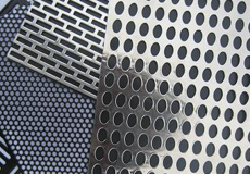 China Exporter of Perforated Metal pictures & photos