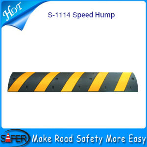 183cm Hot Sale Rubber Speed Bump for Sale pictures & photos