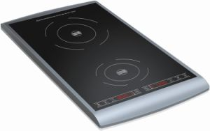 Double Burners Built-in Touch Panel Induction Cooker