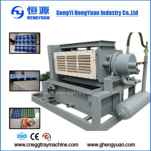 Waste Paper Process Machine for Making Egg Tray pictures & photos