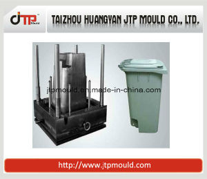 Large Capacity Outdoor Dustbin Mould Injection Moulding pictures & photos