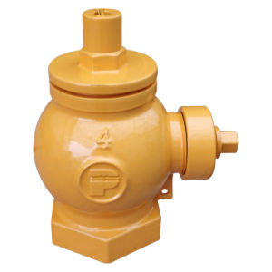 Cast Iron or Ductile Iron Hydrant Valve pictures & photos