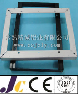 Solar Aluminium Frame with Machining, Aluminum Extrusion Profile (JC-P-30027) pictures & photos