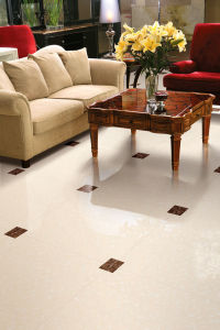 Soluble Salt Polished Porcelain Tile pictures & photos