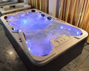 New Outdoor Hydro Therapy Jacuzzi Spa Bath Tub pictures & photos