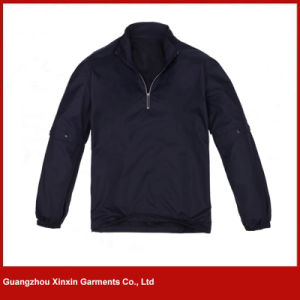Custom Design Fashion Cheap Nylon Jacket for Sport Wholesale (J158) pictures & photos