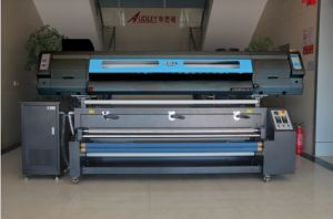Best Price China Sublimation Cotton Printing Industrial Digital Textile Printer pictures & photos