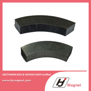 Stong Customized Arc AlNiCo Magnet with High Quality Manufacuring Process From China Factory pictures & photos