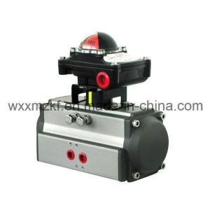 Rack Pinion Type Pneumatic Actuator pictures & photos