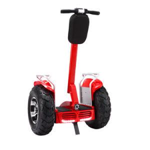 Ecorider Wholesale Golf Electric Scooter 4000W Electric Chariot for Sale pictures & photos