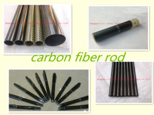 High Strength Carbon Fiber Roll Tubes pictures & photos