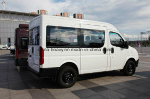 Dongfeng 136HP Yufeng Closed Cargo Van pictures & photos