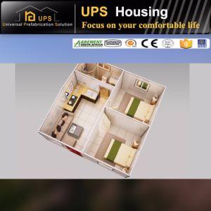 Two Bedroom Single Floor Prefab House Villa Design Pictures pictures & photos