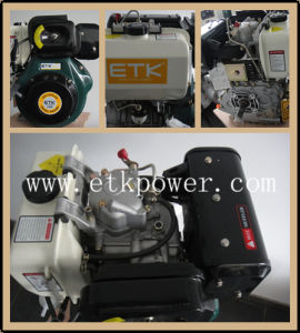 14HP Air-Cooled Diesel Engine with Standard Air Filter pictures & photos
