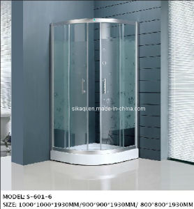 Acid Etched Shower Enclosure with Whole Sale Prices pictures & photos