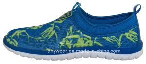 Men Slip on Comfort Walking Shoes Leisure Shoes (815-9749) pictures & photos