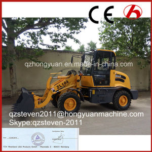Hongyuan Brand 1.0ton Ce Certificate Zl10A Wheel Loader pictures & photos
