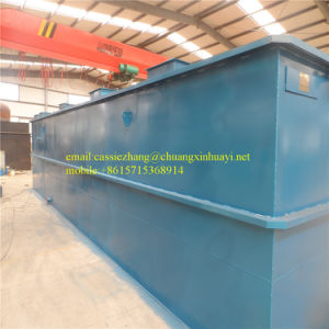 Package Sewage Treatment Plant for Domestic Sewage pictures & photos