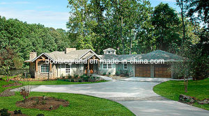 Well Designed Luxury Prefabricated House (DG4-039) pictures & photos