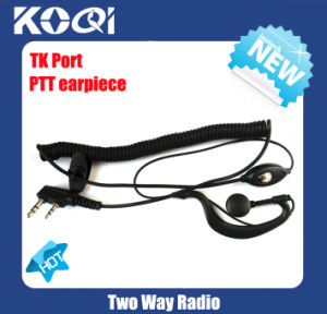 Earphone to Handheld Digital 2 Way Radios pictures & photos