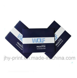 Saddle Stitch Full Color Booklets Printing (jhy-829) pictures & photos