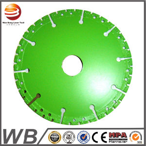 Segmented Turbo Diamond Saw Blades for Cutting Granite and Marble pictures & photos