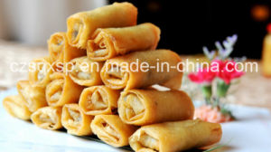 50g Vegetables Spring Roll, Frozen Food, Frozen Style pictures & photos