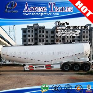3 Axles 60tons Flour Cement Bulk Tank Semi Trailer pictures & photos