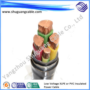 Low Voltage/XLPE Insulation/ PVC Sheathed/Electric Power Cable pictures & photos