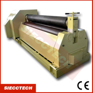 W11 12X2500 Metal Plate Bending Roll Machine From Siecc Factory pictures & photos