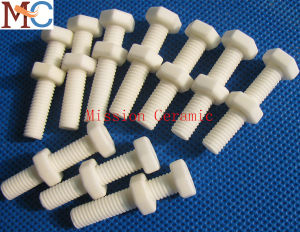 Industrial Alumina Ceramic Screw and Nut pictures & photos